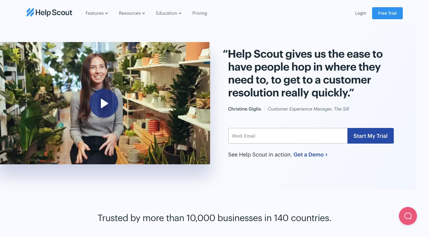 Business Automation Tools - Help Scout