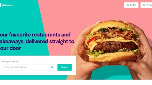 deliveroo-landing-page